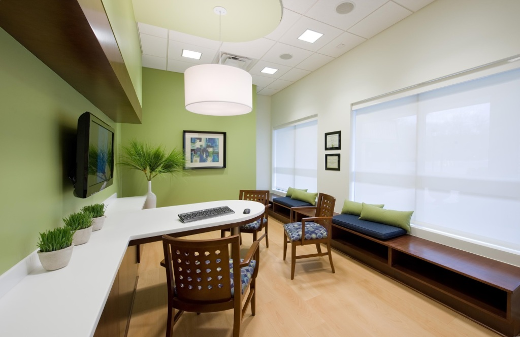 Rowland Design Ideal Dental office